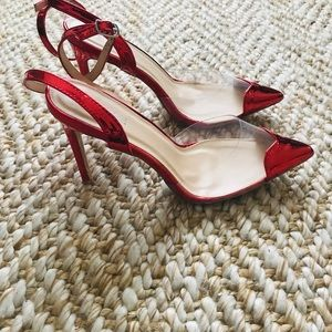 e992b9a67f Public Desire Shoes | Heartthrob Heart Court Heels | Poshmark